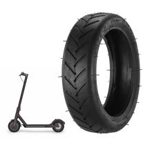 tires-tubes-Vacuum Solid Scooter Outer Cover Tire Tyre 8 1/2×2 for Xiaomi Mijia M365 Electric Skateboard on JD