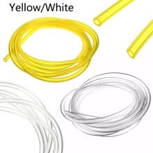 -1pc Fuel Line Hose Tube Tubing Oil Line Soft Pipeline Gas Pipe Petrol Diesel on JD