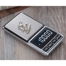 beading-jewelry-making-200g Precision Digital Scales for Gold Jewelry 0.01 Weight Mini Electronic Scale (battery not included) on JD