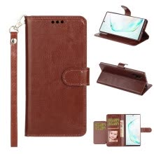 -Dual-use Card Wallet Flip Leather Case Cover For Samsung Galaxy Note 10 Pro on JD