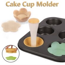 -Cake Cup Moulder Biscuits Mould Making Cake Cup For Family Gathering on JD