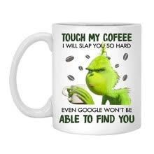 -350ML Coffee Mug Ceramic Coffee Mark Cup Christmas Gift on JD