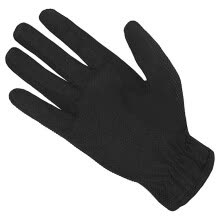 -Women Solid Horse Riding Gloves Cotton Fabric Gloves Leather Equestrian Gloves on JD