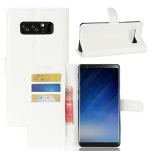 -Wallet Case Card Slots Stand Pu Leather Flip Wallet Cover Cases for Samsung Galaxy Note 8 New on JD