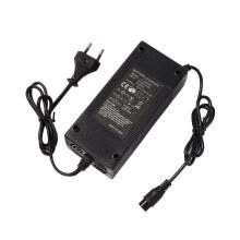 -10 inch Electric Scooter DC 54.6V 2A Battery Charger Adapter for Kugoo M4 on JD