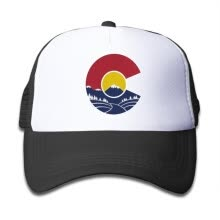 -Waldeal Rocky Mountain Colorado C Toddler Cool Baseball Hat Trucher Mesh Cap Great for Kids on JD