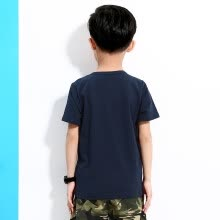 clothing-sets-Male children's wear summer 2018 children new camouflage suit cuhk children's summer leisure two suits on JD