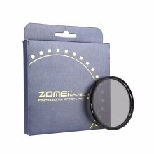 lens-filters-ZOMEI Slim U-HD MC-CPL Circular Polarizing Filter for Canon DSLR Camera Len on JD