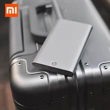 -Xiaomi MIIIW Card Case Automatic Pop Up Box Cover Card Holder Mijia Metal Wallet ID Portable Storage Bank Card Credit Card on JD