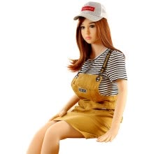 -158CM/62.2inches Real Entity Sexy Adult Men Really Love Dolls Sex Doll Product Silicone Sex Dolls on JD
