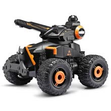 -Yed YE81503 - 1 RC 4 Wheel Water Jet Off Road Stunt Car with LED Lights on JD