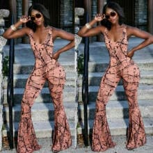 reading-materials-about-parties-and-government-Women's Floral Clubwear Summer Playsuit Bodycon Party Jumpsuit Romper Trousers on JD