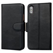 -Mobile phone case packaging genuine leather phone case for iPhone X on JD