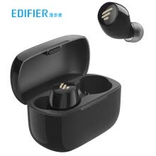 -[Sheng Yilun with the paragraph] Edifier (EDIFIER) TWS1 true wireless Bluetooth headset sports headset mini invisible sports phone headset universal Apple Huawei millet phone black on JD