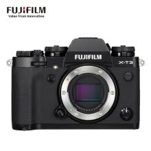 -Fuji (FUJIFILM) X-T3/XT3 XF35 F2 micro single digital camera VG-XT3 handle set 2610 million pixels 30 sheets / second continuous shooting 4K black on JD
