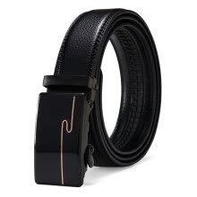 -110-140cm 150cm Large Size Brand Blets for Men Automatic Buckle Male Real Genuine Leather Designer Belts Man Blet for Jeans on JD