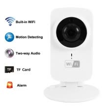 -Mini Ip Camera Wifi Micro Sd Cctv Security Camera 720P Wireless Webcam Audio Surveillance Hd on JD
