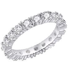 -2019 Luxury Brand Jewelry White Color Inlay Cubic  Unique Shaped Ring For Women Wedding Engagement Beauty on JD