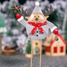 -Tailored Mini Cute Christmas Decoration Christmas Wrought Iron Home Decor on JD