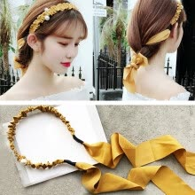 -〖Follure〗Women Girls Kids Hair Band Ties Rope Ring Elastic Hairband Ponytail Holder on JD