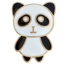 -High Quality Cartoon Cute Enamel Pin Penguin Panda Animal Pins Anime Icons Women's Brooches Badge Jacket Hat Jewelry Brooches on JD