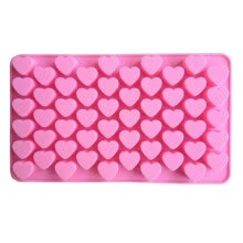 -Love Heart Shape Cake Chocolate Silicone Mold Jelly Silicone Mold Cake Mold Diy Baking Tool Trendy on JD