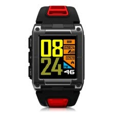 -Colored Smartwatch Touchscreen Smart Sports Bracelet IP68 Smart Swimming Watch GPS Fitness Watch Heart Rate Sleeping Monitor Altit on JD