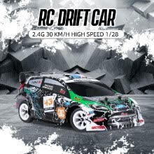 -WLtoys K989 1/28 RC Drift Car 2.4G 30KM/H High Speed RC Car 4WD RC Race Car RC Sport Racing Drift Car Kids Gift on JD