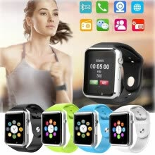 -A1 Smart Wrist Watch Bluetooth Waterproof GSM Phone For Android Samsung iPhone on JD