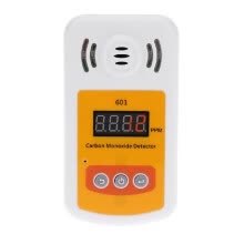 -Portable Mini Carbon Monoxide Detector CO Gas Meter with Sound and Light Alarm on JD