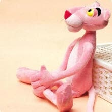 -16'Cute Plush Doll Toy Stuffed Animal Naughty Pink Panther Kids Plaything Gift on JD