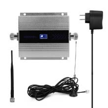 -LCD GSM900MHz Mobile Phone Signal Booster Cell Phone Signal Repeater Signal Amplifier Set with Sucker Antenna on JD