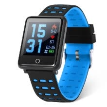 -1.44 Inch Color Screen Smart Sport Bracelet Blood Pressure Heart Rate Monitor Fitness Activity Tracker Smart Wristband Watch on JD