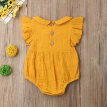 -Newborn Infant Baby Girl Summer Romper Bodysuit Jumpsuit Outfit Clothes 0-24M on JD