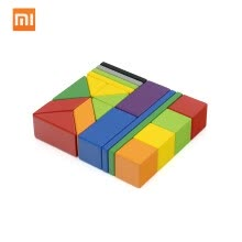 -Xiaomi Mitu Kids Magnetic Building Block Robot Children Magnetic Toy Bricks Designer Early Educational Toys Children Birthday Gift on JD