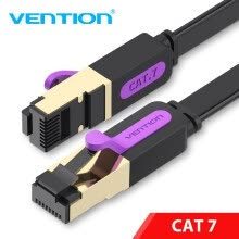 -Vention Ethernet Cable RJ45 Cat7 Lan Cable FTP RJ45 Network Cable for Modem Router Cable Ethernet Patch Cord on JD