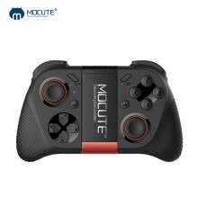 -MOCUTE 050 VR Game Pad Android Joystick Bluetooth Controller Selfie Remote Control Shutter Gamepad for PC Smart Phone + Holder on JD