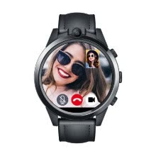 -Zeblaze THOR 5 PRO Smart Watch 1.6-inch LTPS Crystal Screen Quad Core Processor 3GB RAM+32GB ROM 5.0MP Dual Cameras Fitness Activi on JD