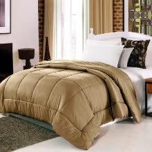 -230 * 230 CM Queen Size Polyester Fiber Solid Winter Quilt Comforter Duvet Alternative Bedclothes Home Textiles on JD