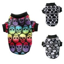 -Skull Dog Vest Autumn Winter Clothes for Small Pet Coat Jacket Outfit Puppy Warm on JD