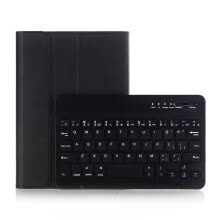 -Ultra Slim Leather Case Detachable Bluetooth Keyboard Cover For Ipad mini 1,2,3 on JD