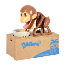 piggy-banks-New Automated Monkey Steal Coin Piggy Bank Money Box Coin Bank  Christmas Gift on JD