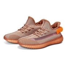 -FAN PAO Asian color matching outdoor hiking walking jogging professional comfy exercise practice sport shoes kanye west yeezy shoe on JD