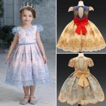 -Boutique Baby Girl Tutu Dress Party Pageant Wedding Birthday Princess Prom Dress on JD