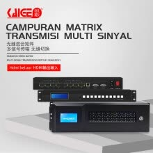 network-set-top-boxes-Kaige multi-screen splicing processor 4K digital HD video HDMI hybrid network monitoring decoding matrix on JD