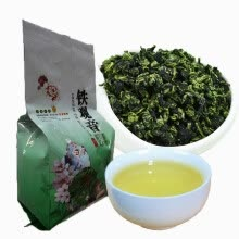 -Factory Outlet Natural Organic 50g Anxi Tieguanyin Oolong Tea Chinese Top grade Tikuanyin tea Tie Guan Yin Health Care Green tea on JD