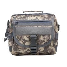 -Molle Tactical Messenger Vintage Camouflage Army Crossbody Bag Nylon Single Shoulder Chest Pack Sling Bag on JD