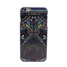 -Vivid Ancient Animals Print Pattern Phone Cover Case Skin for iPhone 6 Plus - Dog on JD