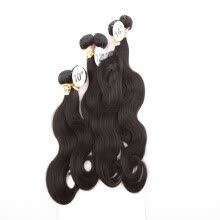 one-pack-hair-Star Show Hair Brazilian Body Wave One Pack Hair Unprocessed Virgin Human Hair Extensions Soft and Bouncy Hair Bundles on JD
