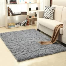 area-rugs-doormats-Soft Indoor Modern Area Rugs Fluffy Living Room Carpets Suitable for Children Bedroom Decor Nursery Rugs on JD